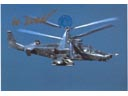 # ma373 Kamov-50 attack helicopter card