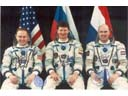 # gp600 Soyuz TMA-4 crew signed-flown photo